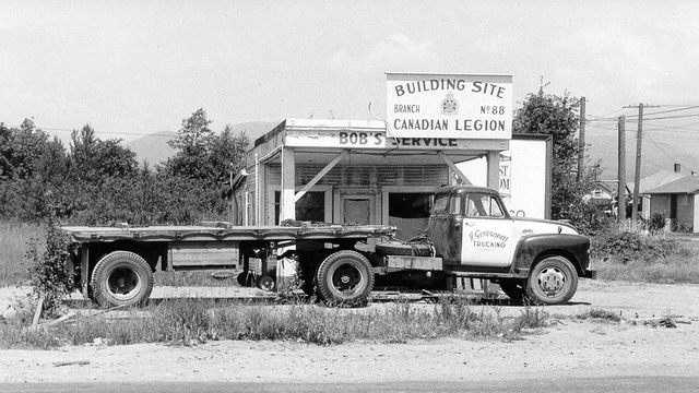 old photo of br 88
