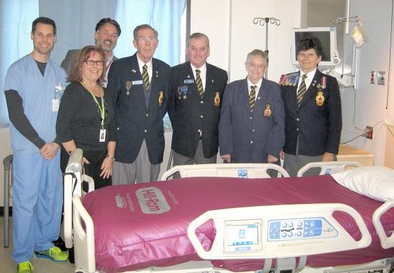 Ridge Meadow Hospital 2013