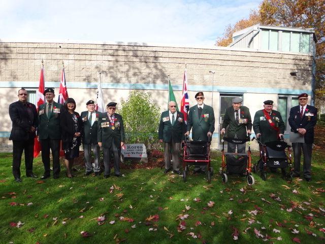 Korea Veterans Oct 25th, 2015