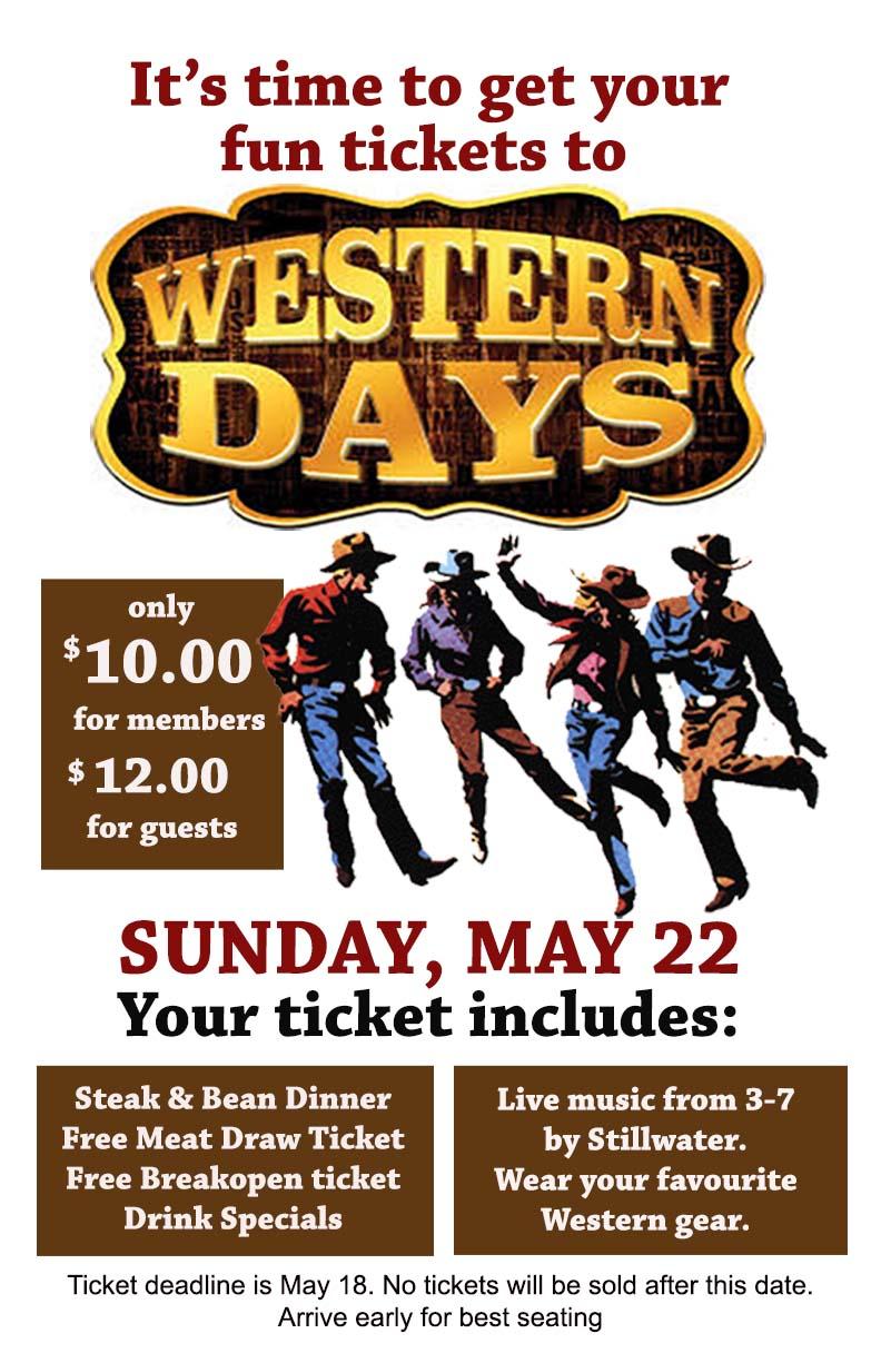2016 western Days